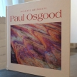 "<strong>Jim Bremer</strong> <i>(East Longmeadow, MA)</i> - ""Intimate Abstracts: Paul Osgood"""