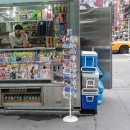 "Nicholas Gaffney - ""Sunday (Man In Newsstand)"""