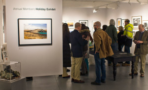 Annual Members Holiday Exhibit, December 2014 - Photo by J. Farr
