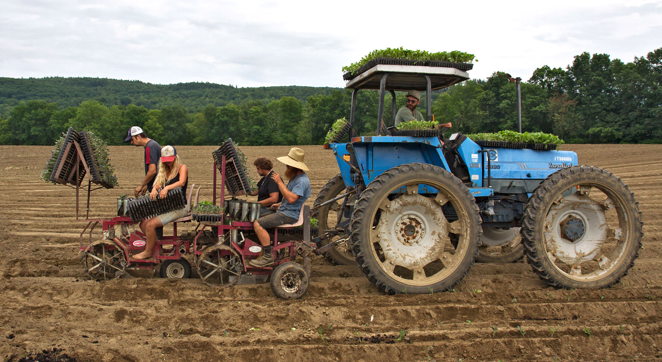 BRENT SEABROOK: THE VERMONT FARMWORK PROJECT